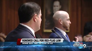 Governor Ducey renews call for Red-Flag law in Arizona