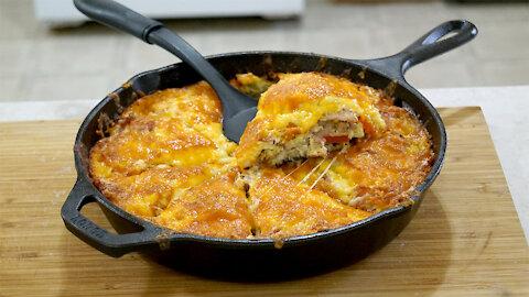 One Pan Breakfast Skillet