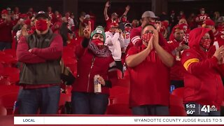 Health department to review Chiefs fans safety