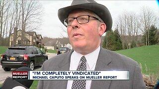 Michael Caputo speaks on Mueller report