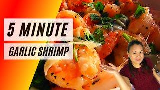 Easy Garlic Shrimp Recipe