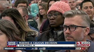 Making a Caucus Decision