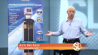 H2O Concepts can help you find the best water filtration system for your home