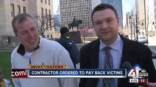 Concrete contractor sentenced in fifth Missouri county