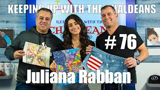 Keeping Up With the Chaldeans: With Juliana Rabban