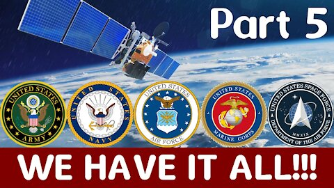 US Military seized control of Vatican satellites used in Dominion voter fraud Part V