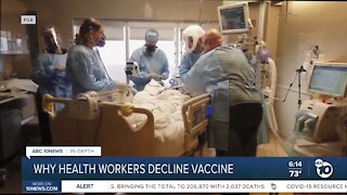 In-depth: Why health workers decline COVID-19 vaccine