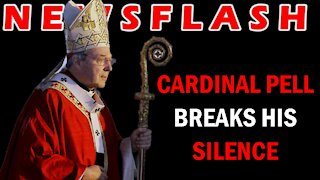 Cardinal Pell BREAKS His SILENCE About Prison! | NEWSFLASH