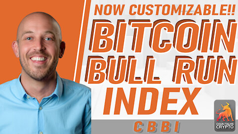 🔵 WATCH THIS Before You Sell!! MASSIVE New Features to the Colin Talks Crypto Bitcoin Bull Run Index