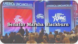 CPAC 2021 * Senator Marsha Blackburn