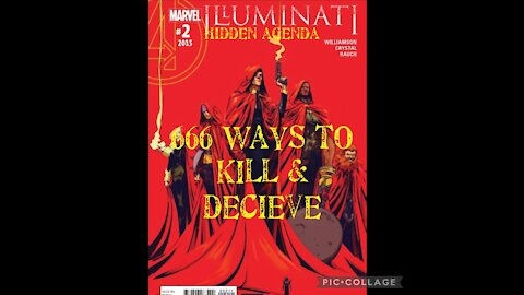 Illuminati hidden agenda!
