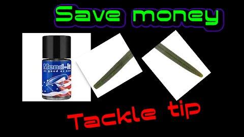 Save money on soft plastics!