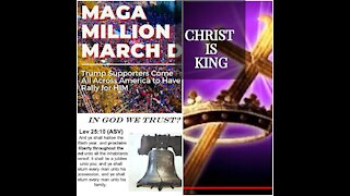 PG Part 2 Christ is King, Jesus: Love Your Great Grandparents, MAGA