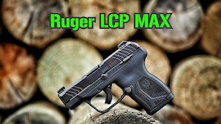 Ruger LCP MAX : TTAG Range Review