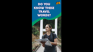 What Are Some Fascinating Words That Mean Travel ? *