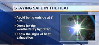 Heart health in the heat