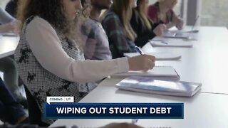 The Rebound: Student loan debt forgiveness
