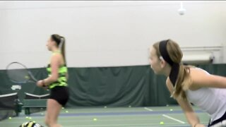 Local tennis instructor offering virtual lessons during pandemic