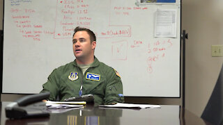 Interview AFRC Exercise Patriot Sands