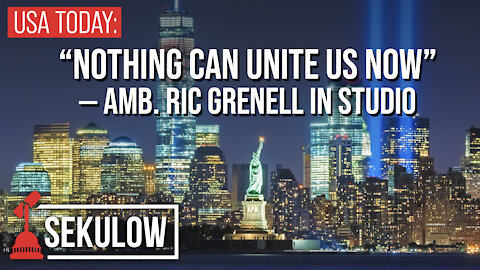 """USA Today: """"Nothing Can Unite Us Now"""" — Amb. Ric Grenell in Studio"""