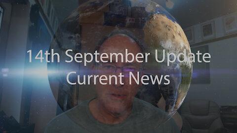 14th September 2021 Update Current News