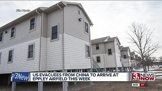 U.S. Evacuees From China to Arrive at Eppley Airfield This Week