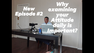 Why Your ATTITUDE Matters