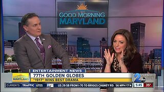 Ashley tells a funny story about her first day back anchoring