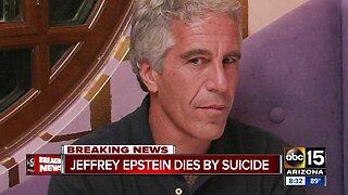 Jeffrey Epstein dies by suicide