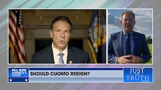 Andrew Giuliani reacts to NY Gov Cuomo's response to the NY AG sexual harassment report