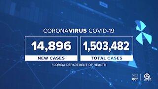 Florida hits another coronavirus milestone