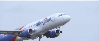 Allegiant Airline requiring face masks