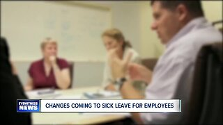 Changes coming Thursday to employee time off