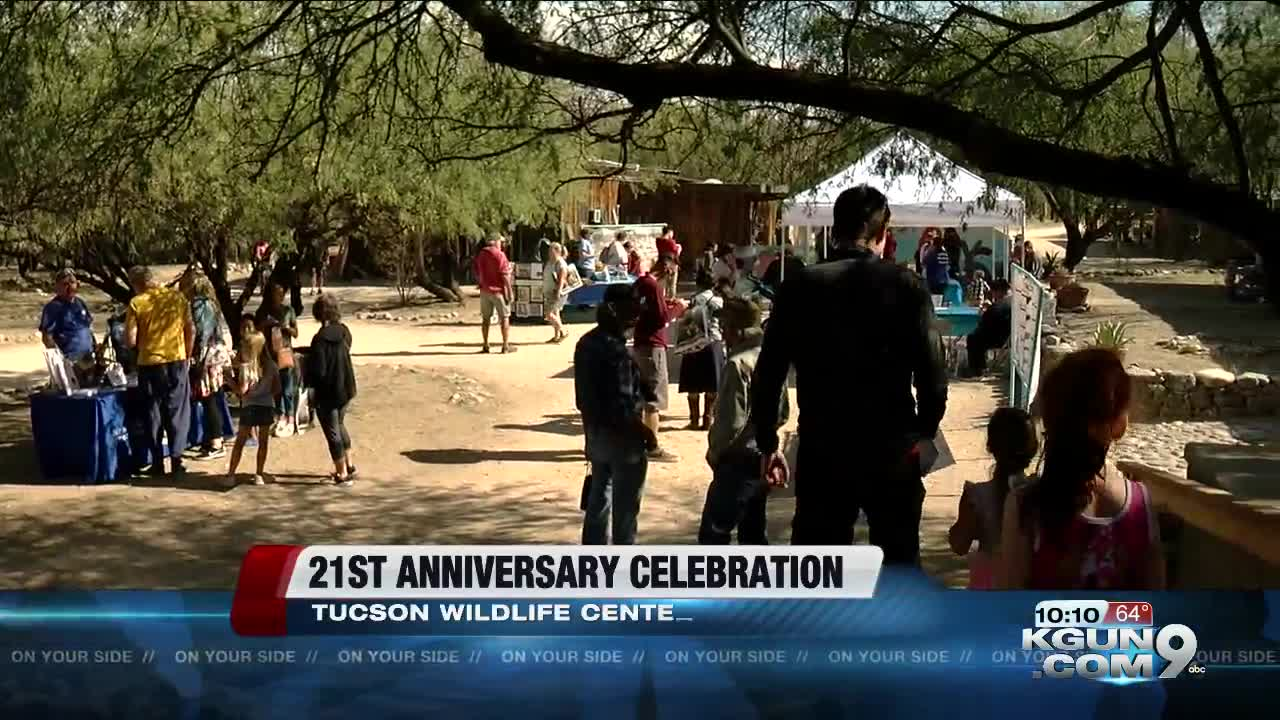 Tucson Wildlife Center to hold open house Saturday