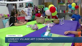 New arts and crafts center opens in Buffalo neighborhood
