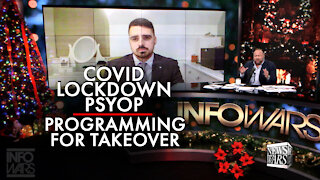 Jayme Icke: Covid Lockdown is Psychological Programming for Globalist Takeover