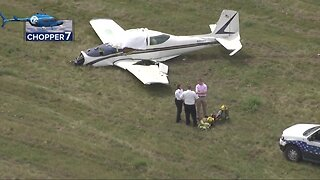 2 dead after small plane crash in Livingston County