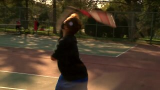 Whitefish Bay Dominican tennis player is winning respect on the court