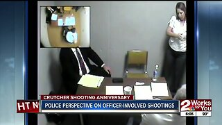 Police Perspective on officer-involved shootings