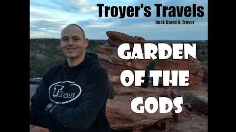 Check out Garden of the gods with Troyer's Travels