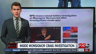 Bakersfield police release report on Monsignor Craig Harrison investigation
