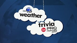 Weather trivia: Warmest April day on record
