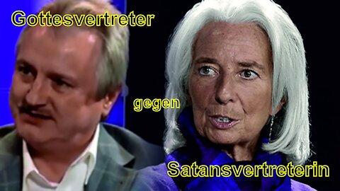 """03 Gottesmann Jakob Tscharntke vs die Satanisten: """"Merkel und Konsorten sind von Satan ermächtigt"""""""