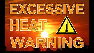 13 FIRST ALERT: Las Vegas Excessive Heat Warning extended through Thursday