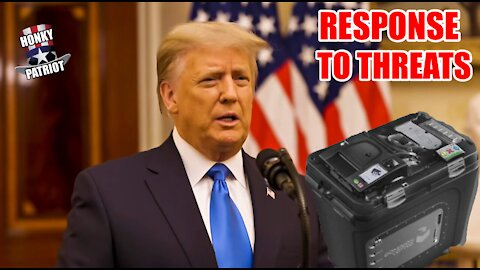 President Trump Issues Statement on the DOJ's Threats and the Arizona Audit !