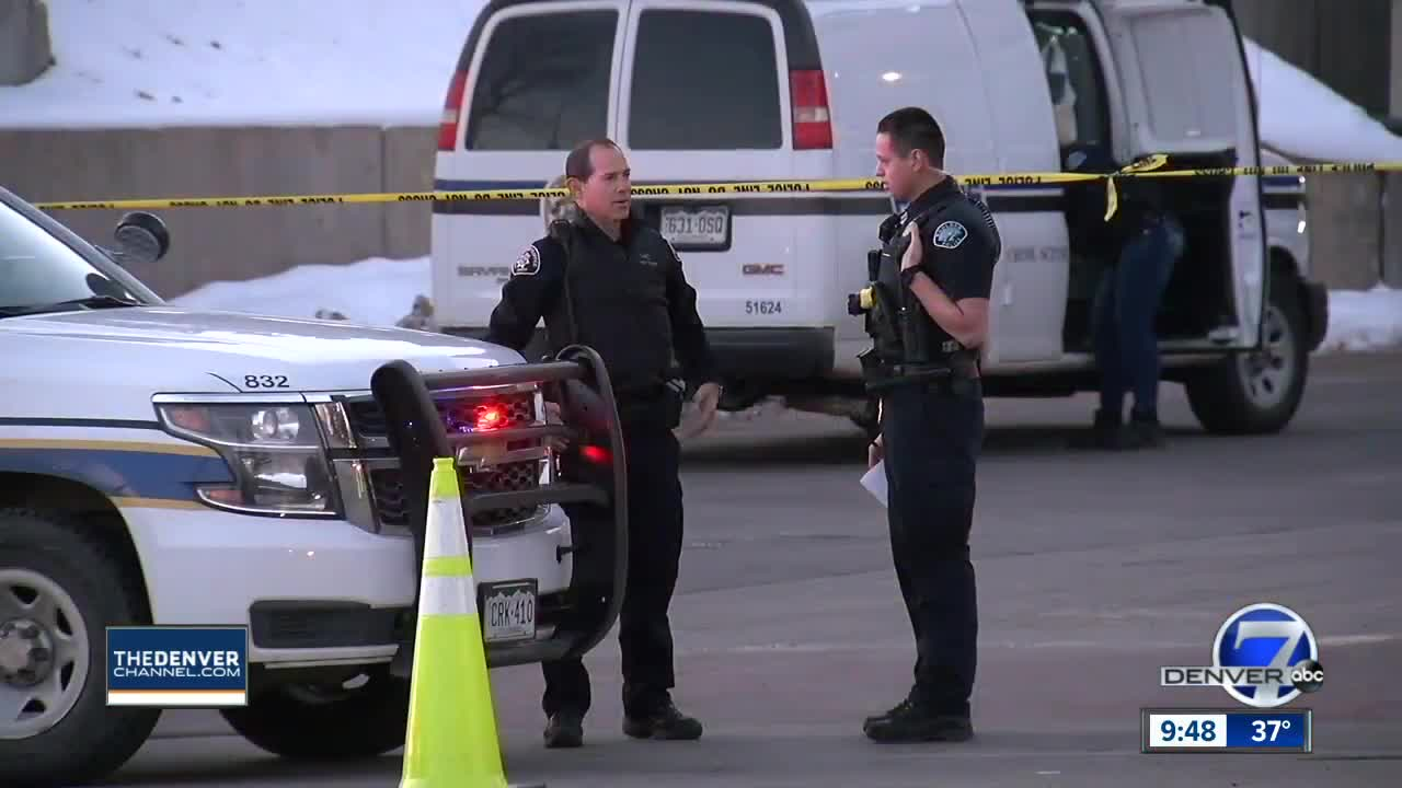 Man suspected of killing woman in Boulder dies after confrontation with police
