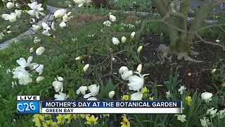 Mother's Day at Green Bay Botanical Gardens