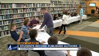 Cedarburg students become published authors