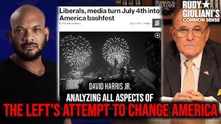 Analyzing ALL ASPECTS Of The Left's Attempt To Change America | Guest David Harris Jr. | Ep. 152