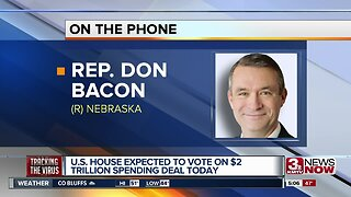 House to vote on stimulus package